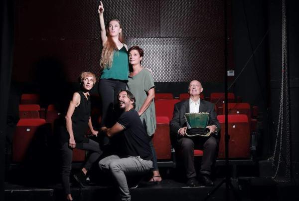 Teatro urgente: En el lugar del otro